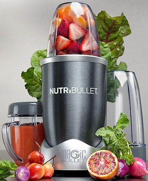 What are the pros and cons of owning a Magic Bullet by NutriBullet?
