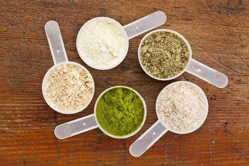 best-smoothie-groceries-protein-powder