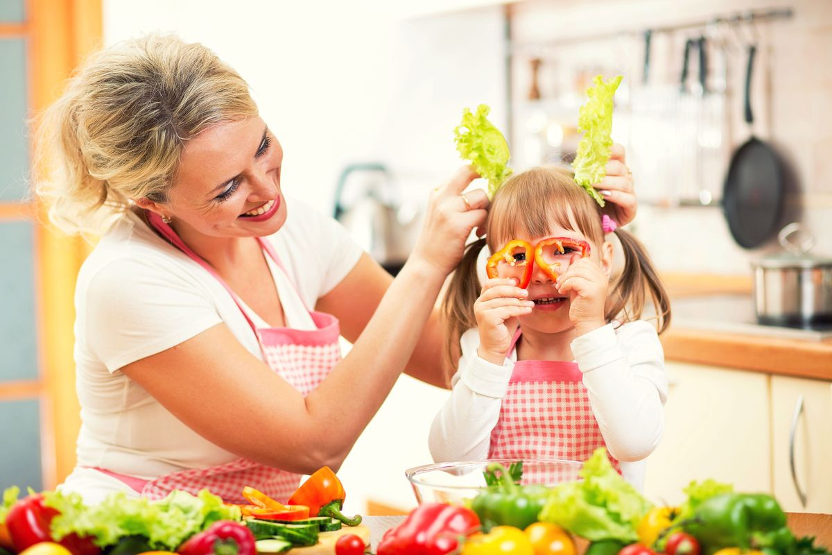 How to Make Kids Eat Healthier Food