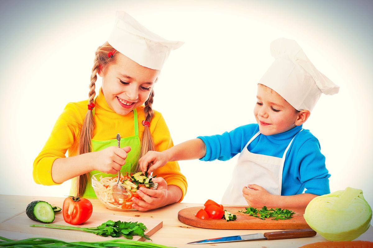 Kids – Little Chefs