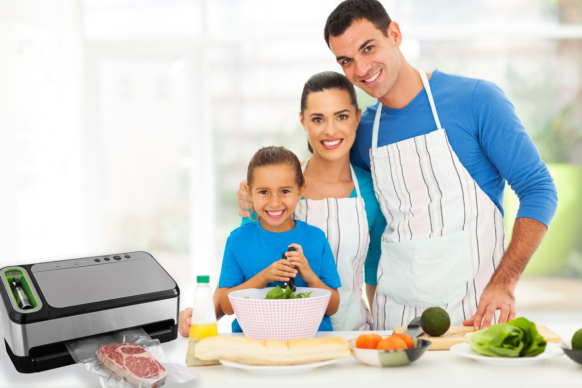 Best Food Vacuum Sealers in 2017 – Reviewed