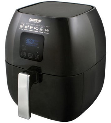 Nu Wave 33201 Deluxe Air Fryer Perspective
