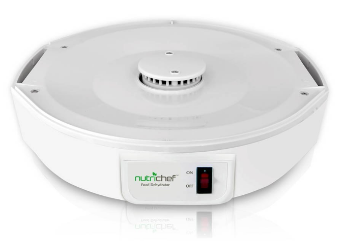 NutriChef Electric Food Dehydrator