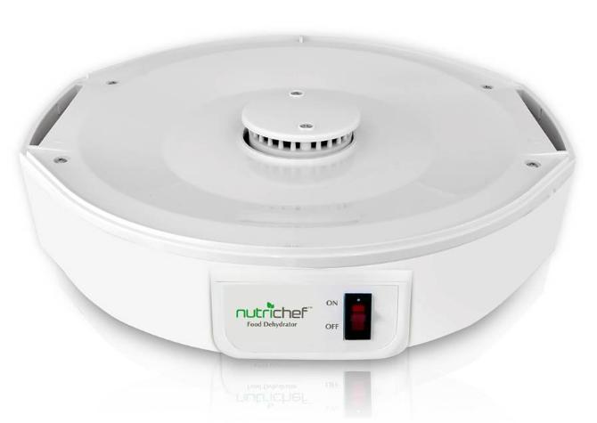 NutriChef Electric Food Dehydrator