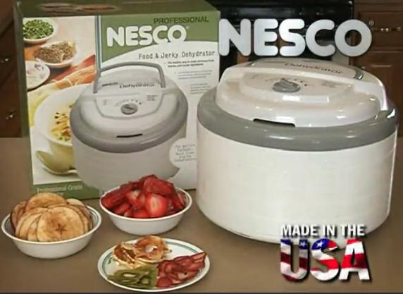 Nesco FD-75A Snackmaster Pro