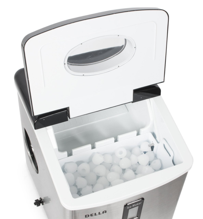 Della Electric Ice Maker Machine